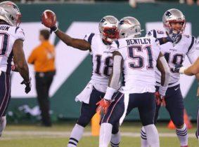Los Patriots imparables en la NFL