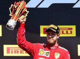 """""""Tengo hambre y la misión de ganar, y es lo único que me importa ahora"""": Vettel"""