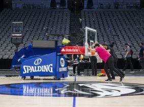 La NBA reabrirá varios estadios a partir de mayo, para entrenamientos