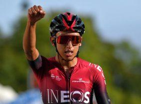 Egan Bernal es el ciclista colombiano más influyente a nivel mundial