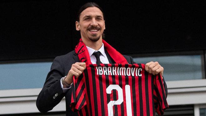 "Zlatan Ibrahimovic en tercera persona: ""Ibra no es un jugador de Europa League"""