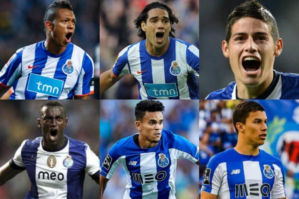 Estos son los colombianos que han salido campeones de liga con FC Porto