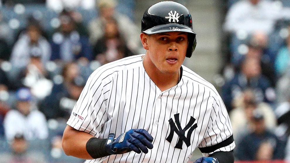 Gio Urshela volvió a conectar jonrón con los Yankees