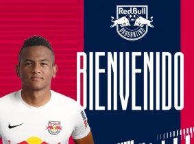 Chao Junior: César Haydar fue presentado como nuevo jugador del RB Bragantino
