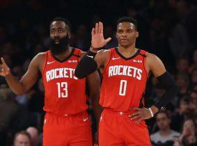 Atención NBA: Houston Rockets sorprende y amenaza con pelear el título