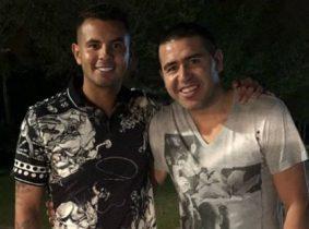 """El regreso a Boca: """"La llamada de Riquelme a Edwin Cardona fue oro, se admiran"""""""