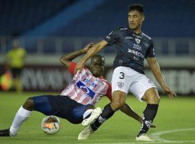 Independiente Del Valle, rival de Junior en Copa Libertadores, informó un positivo para coronavirus