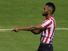 Atención Junior: Palmeiras rechazó oferta de Besiktas por Miguel Ángel Borja