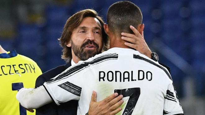 De vuelta en Juventus: Andrea Pirlo confirmó el regreso de Cristiano Ronaldo