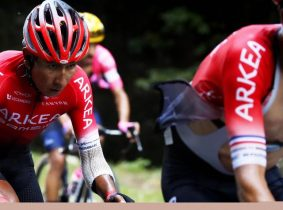 Nairo Quintana da por finalizada su participación este 2020 por lesiones