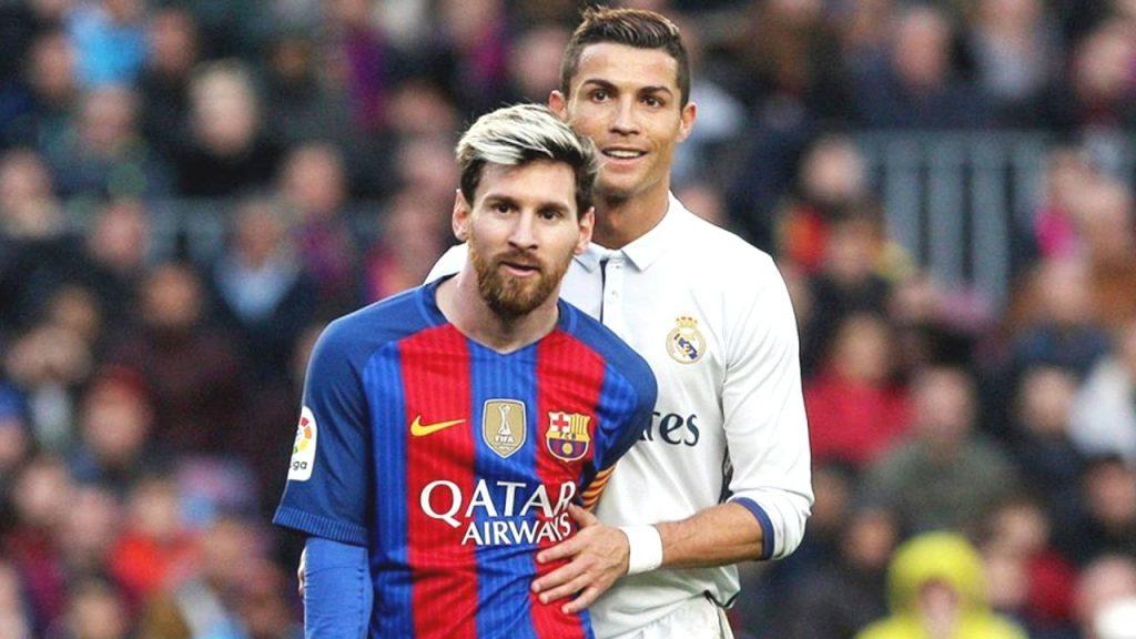 Lionel Messi y Cristiano Ronaldo, nominados al 'Dream Team' del Balón de Oro