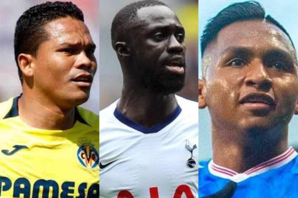 Los diez colombianos que jugarán la fase de grupos de la Europa League 2020-21