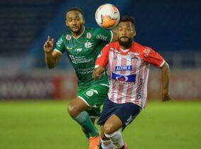 Junior igualó 0-0 contra Plaza Colonia y avanzó a octavos de final de la Copa Sudamericana