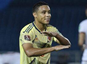 """Luis Fernando Muriel: """"La motivación de ganar pesa más que el clima de Barranquilla"""""""