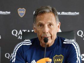 """Miguel Ángel Russo descarta a la Selección Colombia: """"Estoy feliz en Boca Juniors"""""""