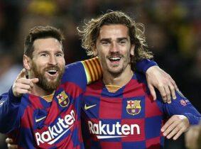 """""""Lionel Messi sabe que yo le tengo mucho respeto y admiración"""": Antoine Griezmann"""