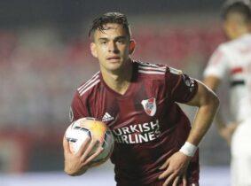 Rafael Santos Borré dio positivo por coronavirus y no podrá estar con la Selección Colombia