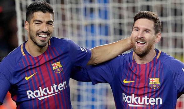 """La preocupación de Luis Suárez por Lionel Messi: """"Me duele su situación"""""""
