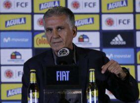 """Queiroz no supera la derrota contra Uruguay: """"Tengo indignación con la actuación del árbitro"""""""