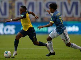 Humillación histórica: Ecuador le empacó seis goles a Colombia en la altura de Quito