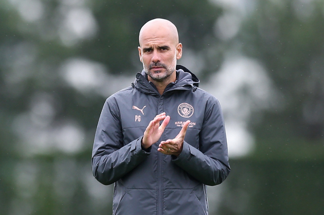 Pep Guardiola renovó contrato con Manchester City hasta 2023