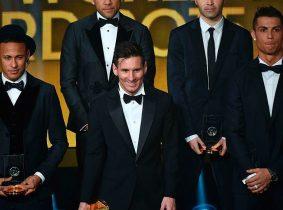 Los 28 jugadores nominados al mejor futbolista del siglo XXI (2001-2020)
