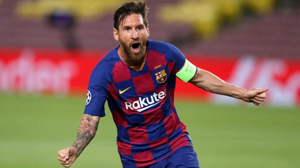 """""""Estoy cansado de ser siempre el problema de todo en el Barcelona"""": Lionel Messi"""