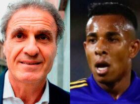 """Oscar Ruggeri, sin piedad con Sebastián Villa: """"No puedo con los cobardes"""""""