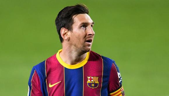 "Crisis económica en el FC Barcelona: ""Hubiera sido deseable vender a Lionel Messi"""