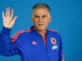 Oficial: Carlos Queiroz dice adiós a la Selección Colombia