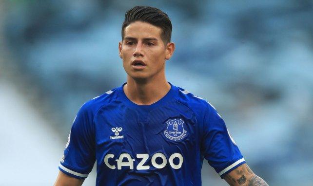 Everton de James Rodríguez confirmó cual será su primer partido con público en Premier League